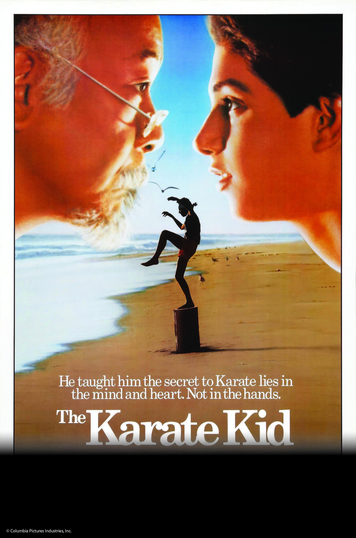 Facebook Image Karate Kid 1984 Poster