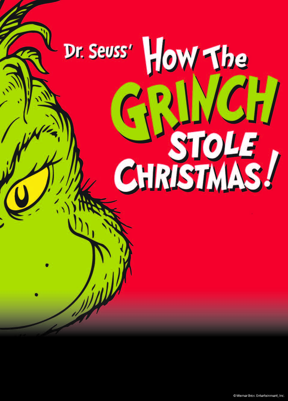 How The Grinch Stole Christmas 1966 Movie Poster.Movie And Tv Show Licensing From Swank Motion Pictures