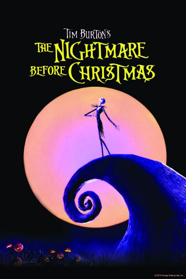 promotional materials - Nightmare Before Christmas Runtime