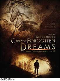 Cave of Forgotten Dreams - Movie Poster