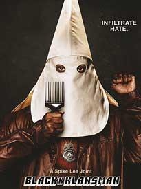 BlackkKlansman - Movie Poster