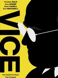 Vice - Movie Poster