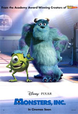 Monsters Inc. 3D